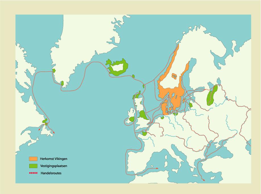 Educatie vikingen informatie centrum - Tijdschriftenrek huis van de wereld ...
